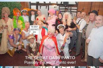This Christmas Panto raised over £1500 for Masicorp - and a good time was had by all!