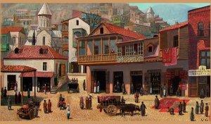 Азербайджанское культурное наследие Тбилиси