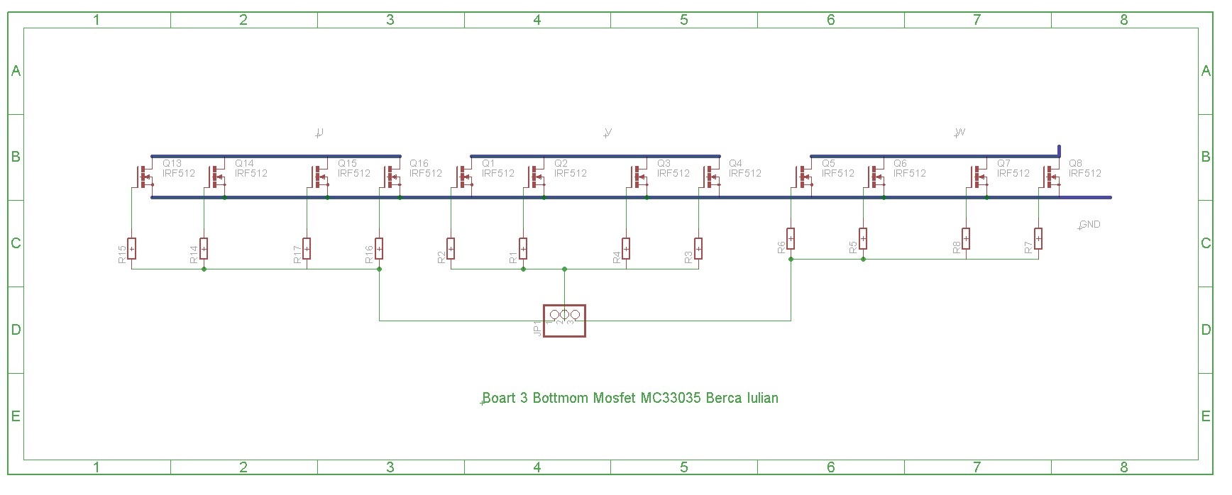 hight resolution of board 3 mc33035 brushless controller
