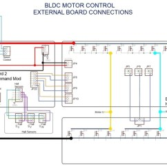 48v Battery Bank Wiring Diagram Multiple Lights Three Way Switch Updated Brushless Controller Schematic 2015 « Motors, 3phase Inverters, Schematics