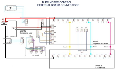 small resolution of brushless controller schematic mc33035