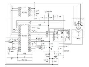 MC33035 basic schematic « Brushless motors, 3Phase inverters, schematics