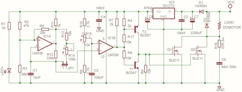 small resolution of dc motor speed controller pwm 0 100 overcurrent protection secondpwm schematic 9