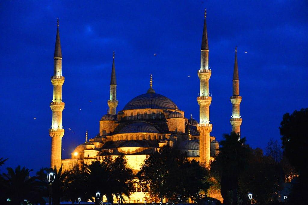 cara memakmurkan masjid