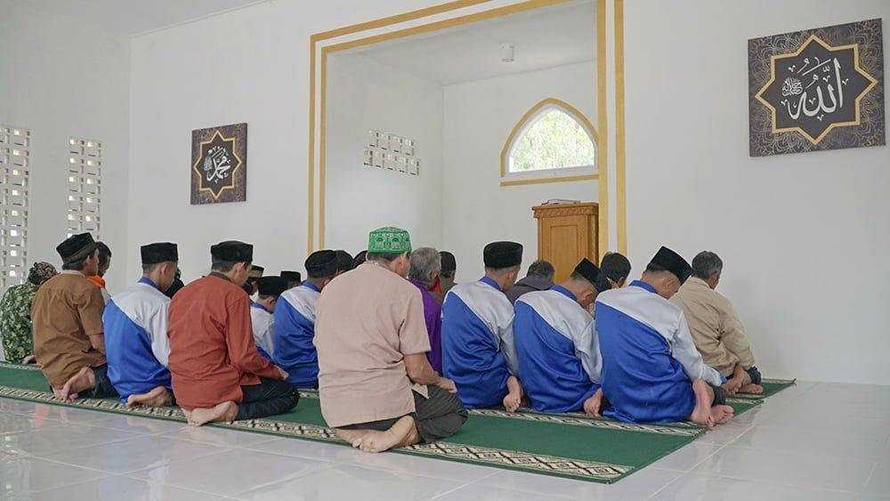 Masjidku Makmur