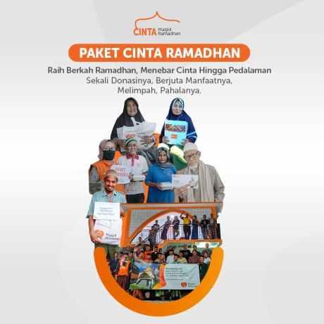 paket cinta ramadhan