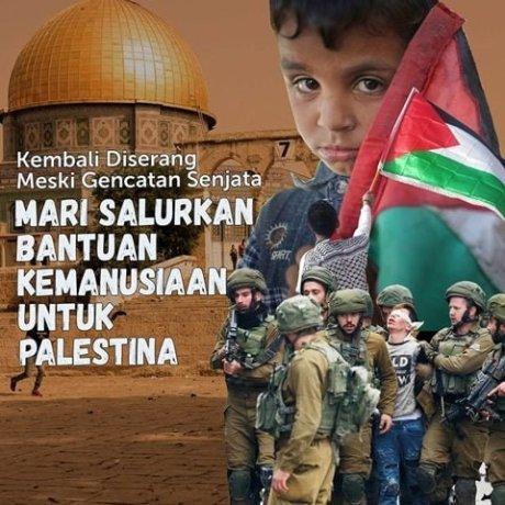 Infak Terbaik untuk Bantu Ringankan Derita Muslim Palestina