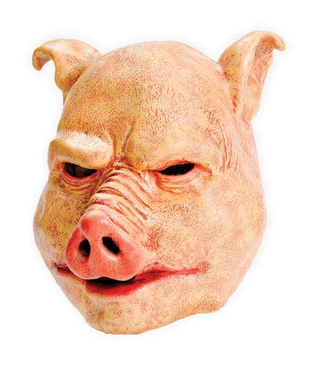 Evil Pig Mask  MaskShopcom