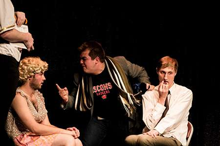 Hilarity Ensues at 16<sup>th</sup> Annual ComFest