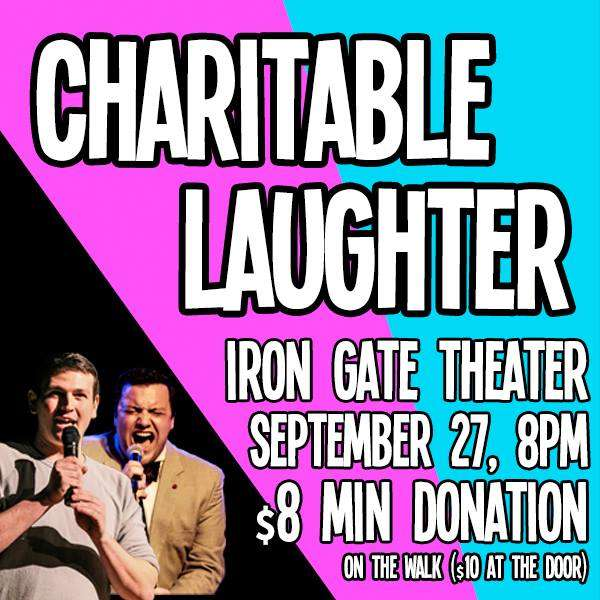 Giving Back with Laughter and Love