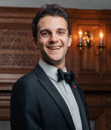 Anthony Lagana, C'21