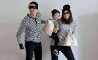 DIY Burglar Costume