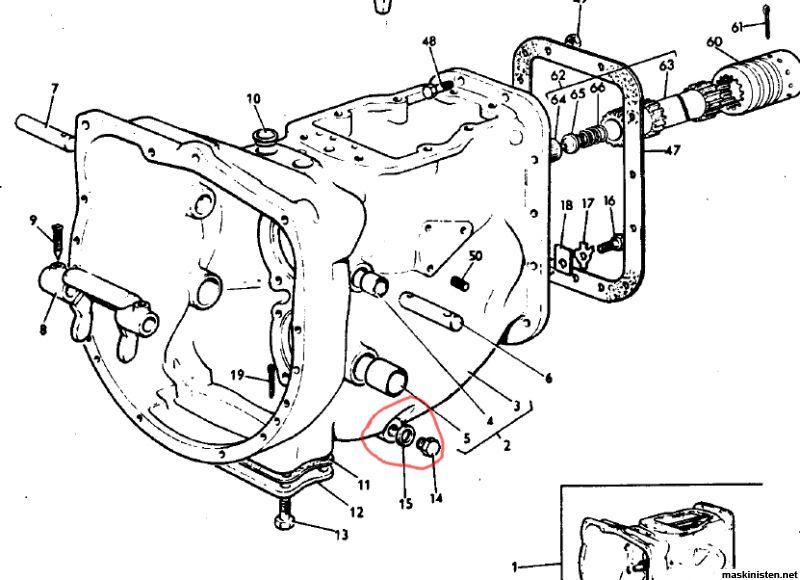 Ryckig hydraulik i traktorn + ihopkoppling av pumpar