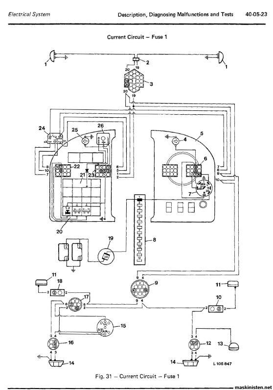 John Deere 1640, diverse fix och frågor • Maskinisten
