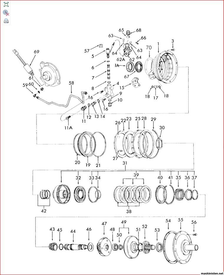 Ford 7710 nybörjare • Maskinisten