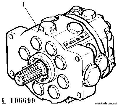 Hur är ett hydraulsystem i traktor uppbyggt? • Maskinisten