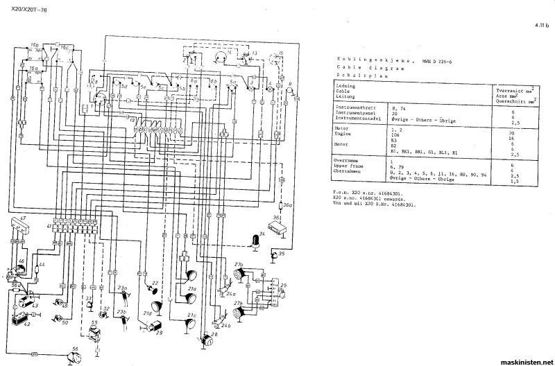 Fråga om hydrualik på brøyt åkerman x 21 • Maskinisten