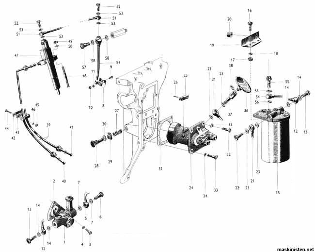 Sprängskisser till Bm35/36 • Maskinisten