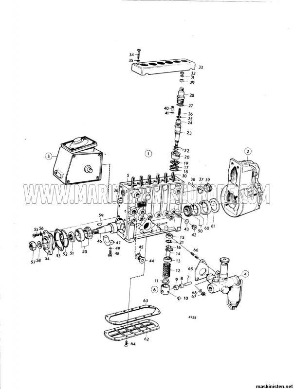 Bromsar och motorbyte på Parcan • Maskinisten