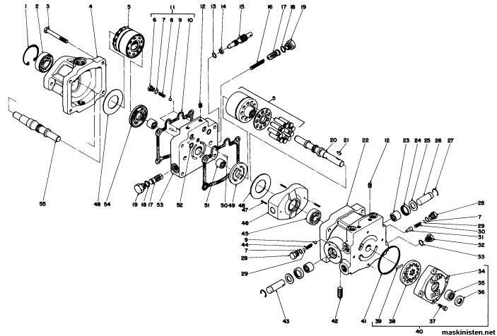 Toro Groundsmaster hydrostat • Maskinisten