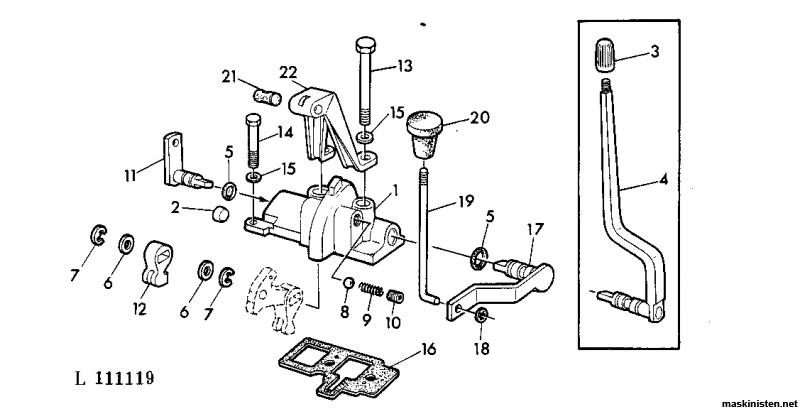 John Deere 2120 kraftuttag? • Maskinisten