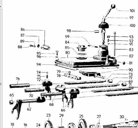 Växelproblem med H10/35 baklastare • Maskinisten