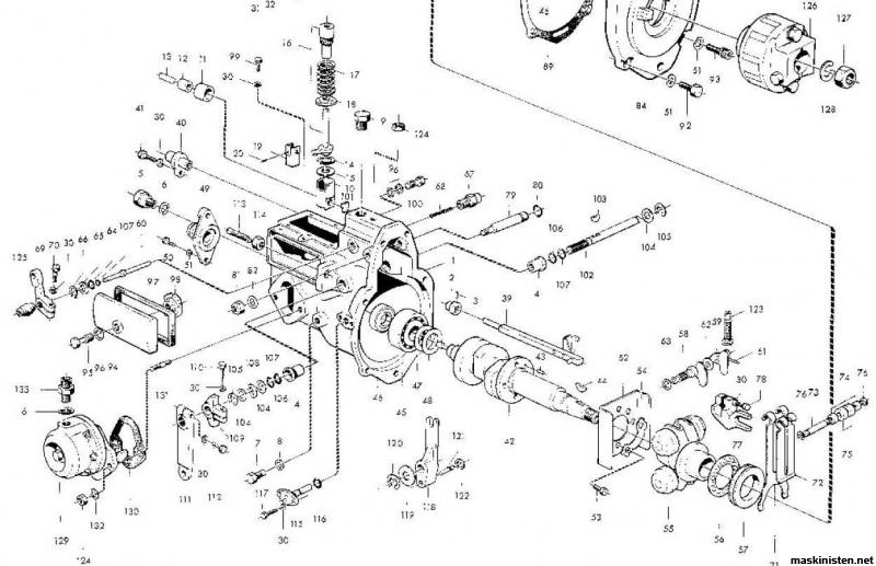 Volvo gm 614 med startproblem. • Maskinisten