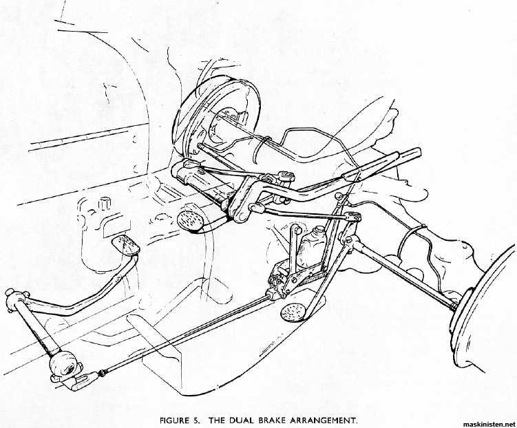 Mysko pryl på MF 35. • Maskinisten