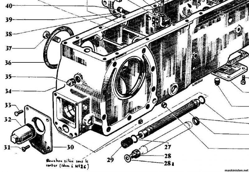 M F 30 årmodel 64 • Maskinisten