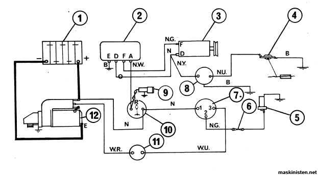 Amperemätare inkoppling