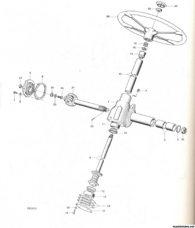 Startproblem BM H10 /35 • Maskinisten