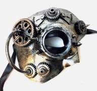 Steampunk Phantom Futuristic