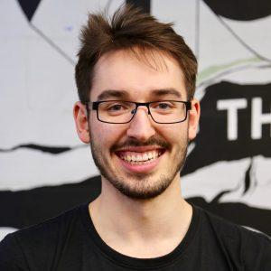 Headshot of Ilya Thai, Co-founder and tech lead
