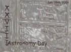 XXVIII Astronomy Day