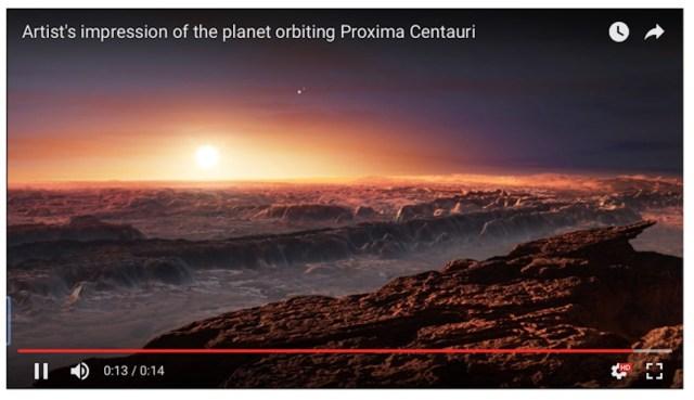 proximaplaneta