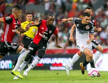 Atlas FC 1-0 Club Tijuana