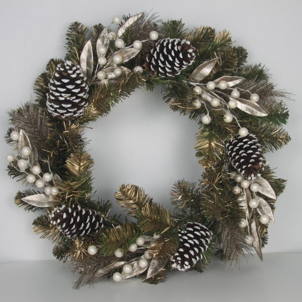 Rosario Wreath by Masons Home Decor Singapore