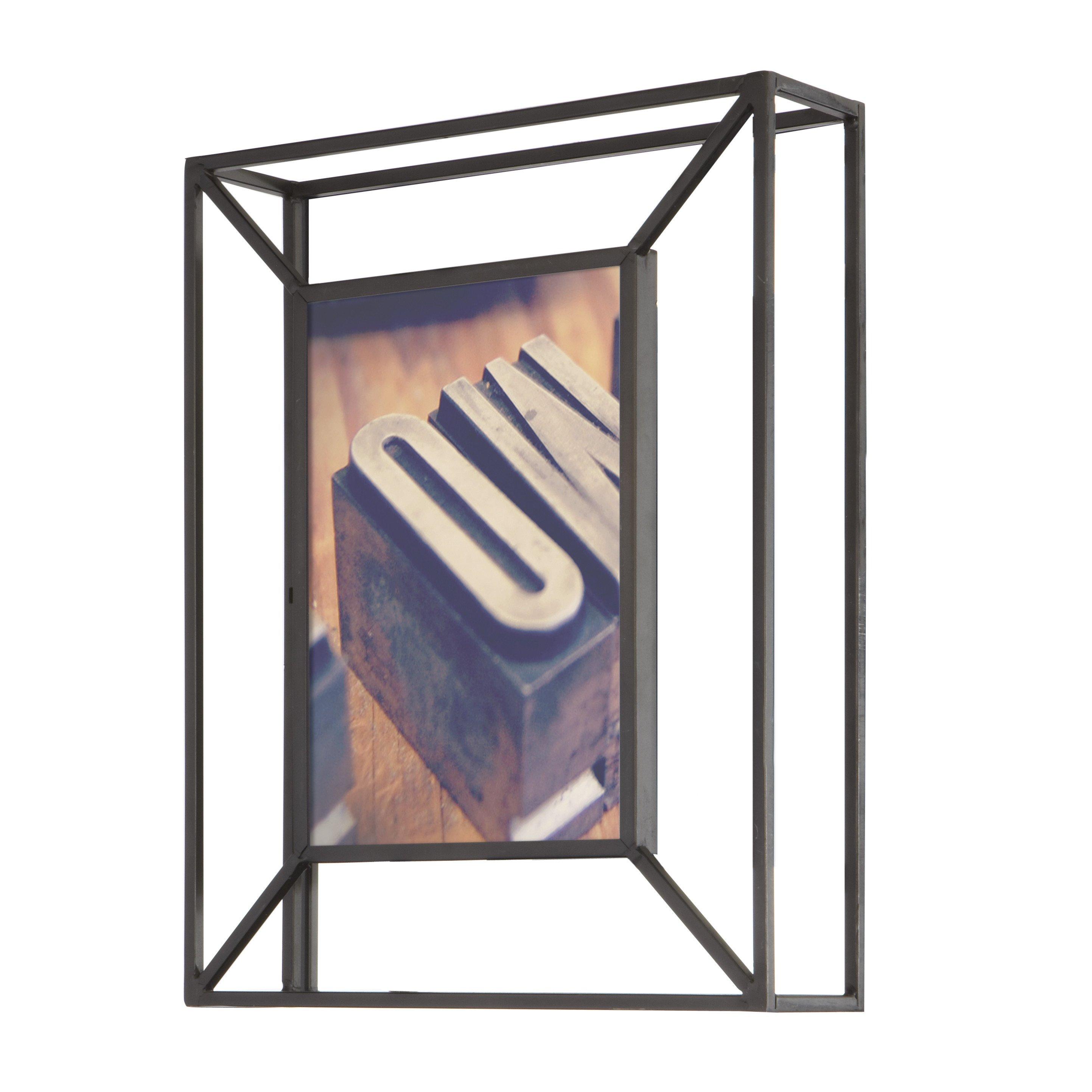 Umbra Matrix Photo Frame Black (1)
