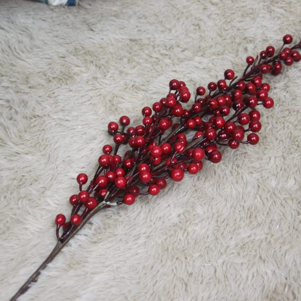Red Berry Tree Picks - Masons Home Decor Singapore