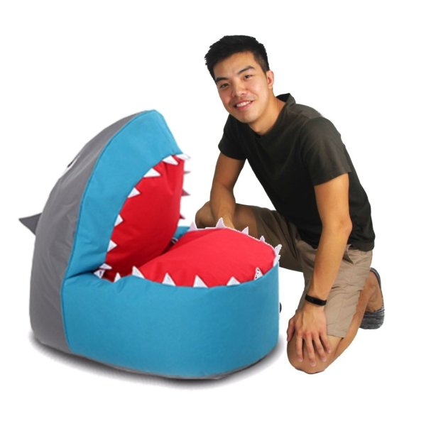 20 Homemade Bean Bag Shark Pictures And Ideas On Meta Networks