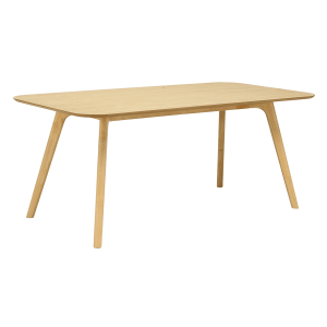 hoden natural dining table by masons home decor