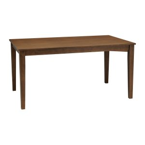 colli cocoa dining table by masons home decor