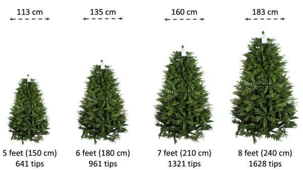 arenaria christmas tree by masons home decor dimensions