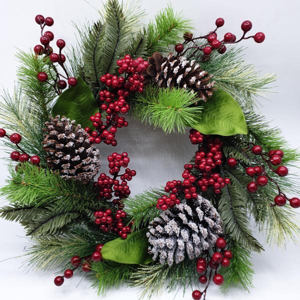Herve Wreath by Masons Home Decor