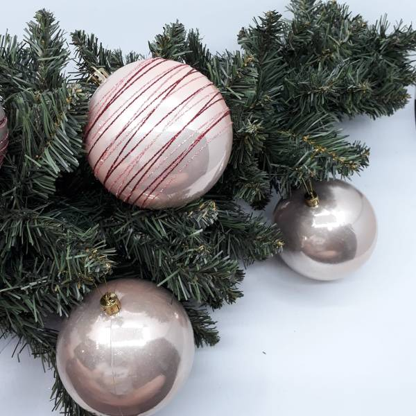 Rose Pearl Baubles By Masons Home Decor
