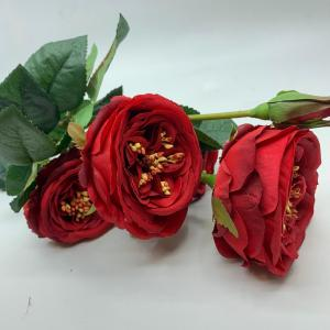 Red Peony by Masons Home Decor