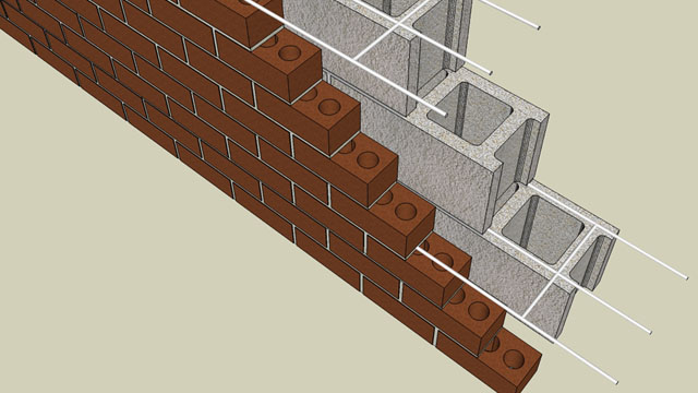 wire Ladder Type Joint Reinforcement