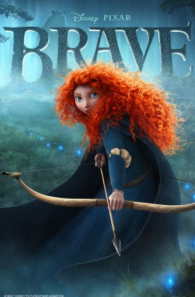 """""""Brave"""" is tonight's free movie at the Clown Band Shell."""