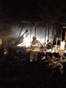 house fire grant township trailer park 2