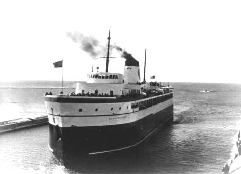 The City of Midland 41 was Klemm's favorite ship.